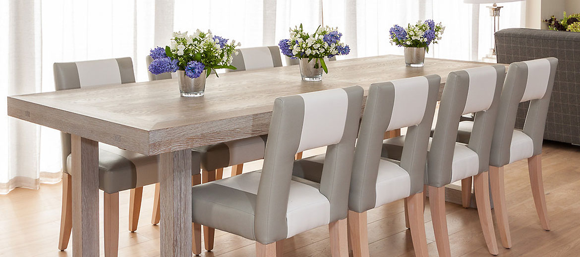 Modern and Traditional Dining Chairs, Barstools, Dining Benches, Armchairs and Ottomans